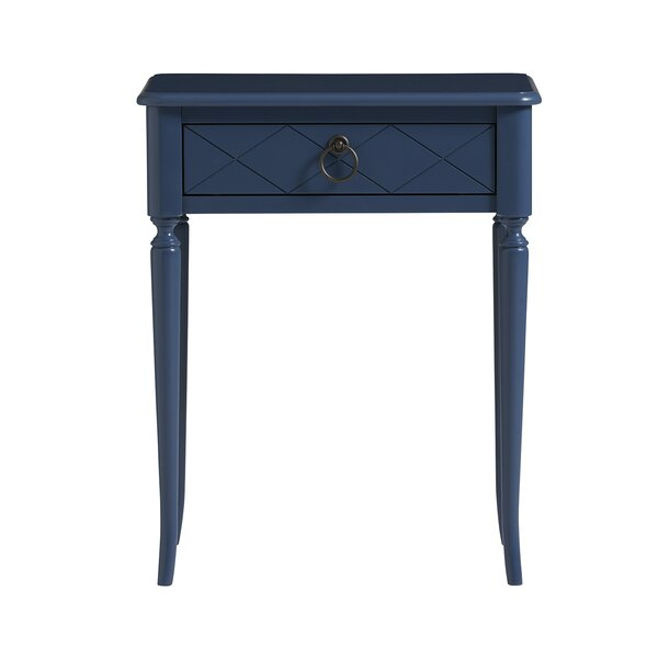 X- Front End Table with Storage by YoungHouseLove