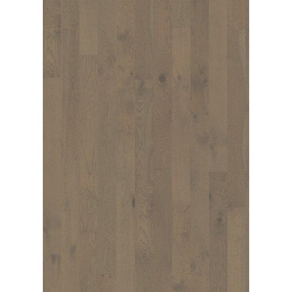 Spirit 5 Engineered Oak Hardwood Flooring in Tin by Kahrs