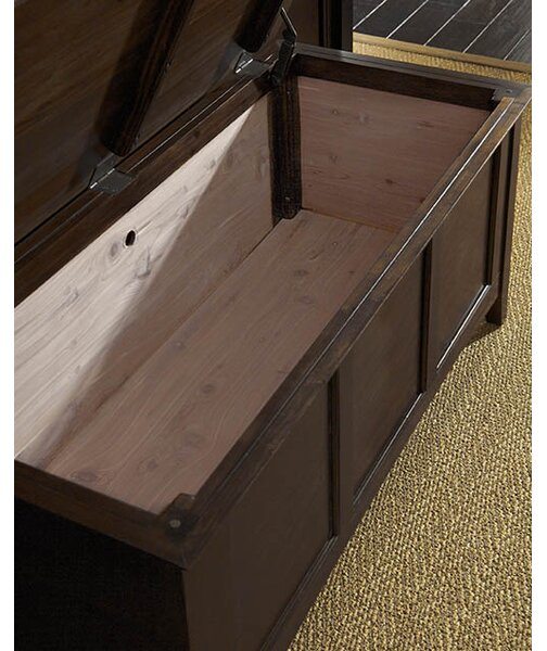 Calila Cedar-Lined Blanket Trunk by Birch Lane™