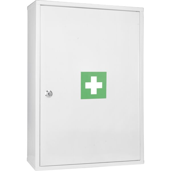 20.9 W x 15 H Wall Mounted Cabinet by Barska