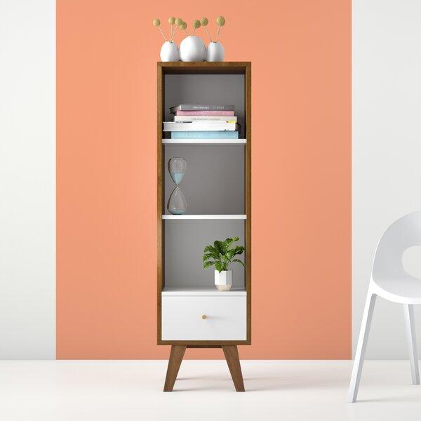 Caraballo Standard Bookcase By Hashtag Home