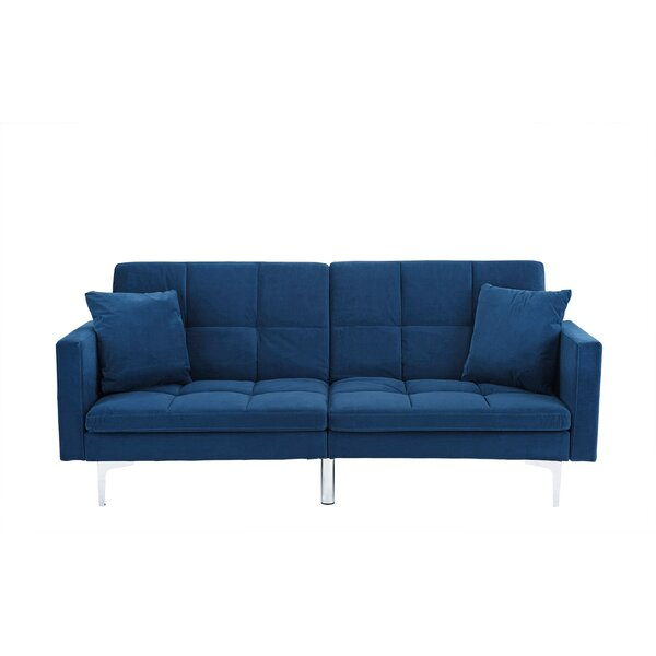 Rojo Sleeper Convertible Sofa by Wrought Studio