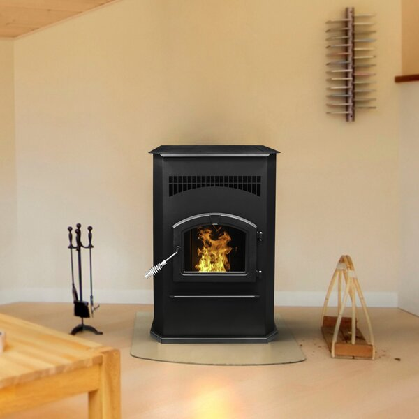 2,200 Sq. Ft. Vent Free Pellet Stove By Pleasant Hearth