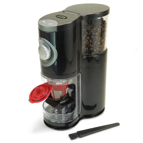 Sologrind Electric Burr Coffee Grinder by Solofill