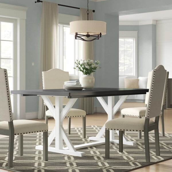 Adamou Dining Table by August Grove