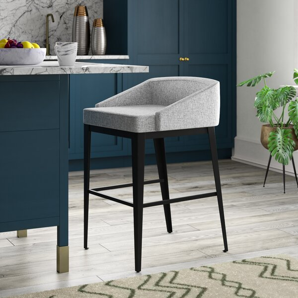 Crewe Bar & Counter Stool by Mercury Row