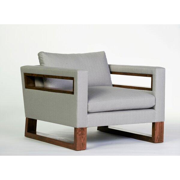 Marshall Armchair by Corrigan Studio