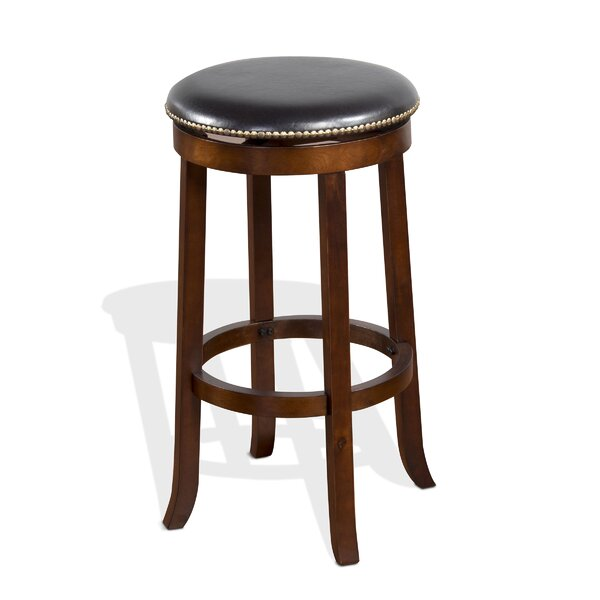 Cappuccino 30 Swivel Bar Stool by Sunny Designs
