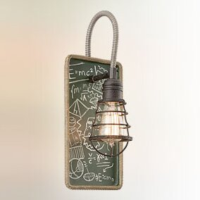 Order Bidwell 1-Light Outdoor Sconce By Brayden Studio