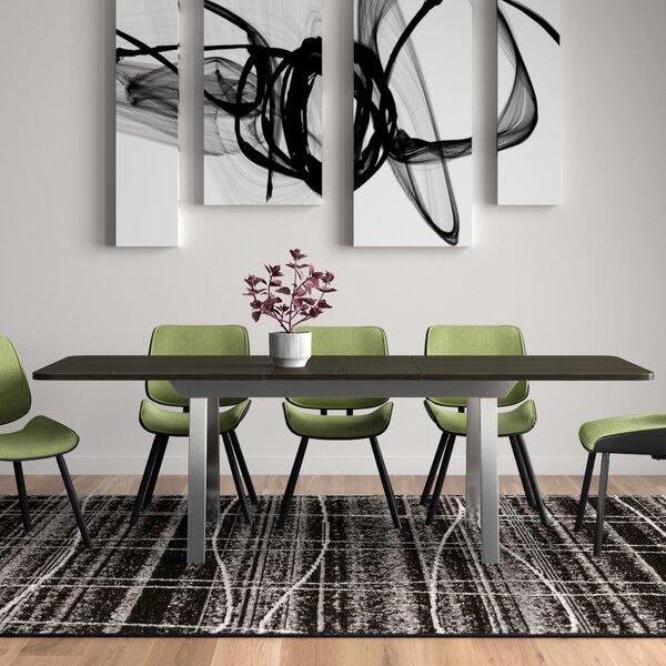 Nautilus Extendable Dining Table by Orren Ellis