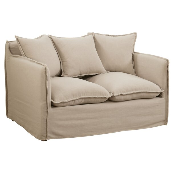 Kratochvil Loveseat By Ophelia & Co. Great Reviews