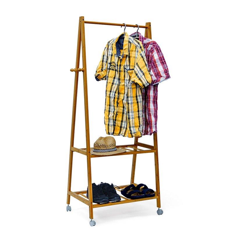 relaxdays 73 5 cm kleiderstange bewertungen. Black Bedroom Furniture Sets. Home Design Ideas