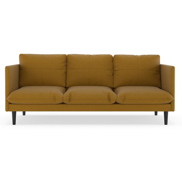Review Coutee Linen Weave Sofa