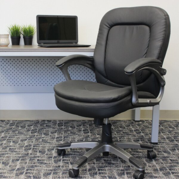 High-Back Executive Chair by Boss Office Products