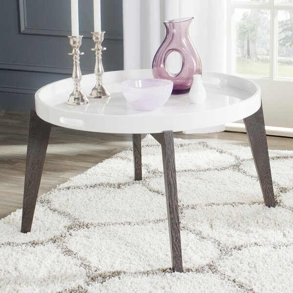Carballo End Table by George Oliver