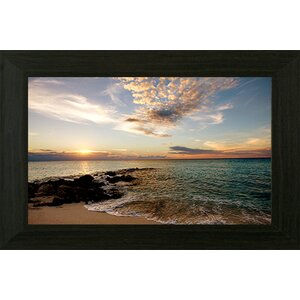 'Bimini Afternoon' Framed Print by Pictures and Mirrors