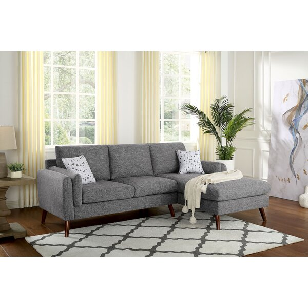 Wallsend Right Hand Facing Sectional By Corrigan Studio