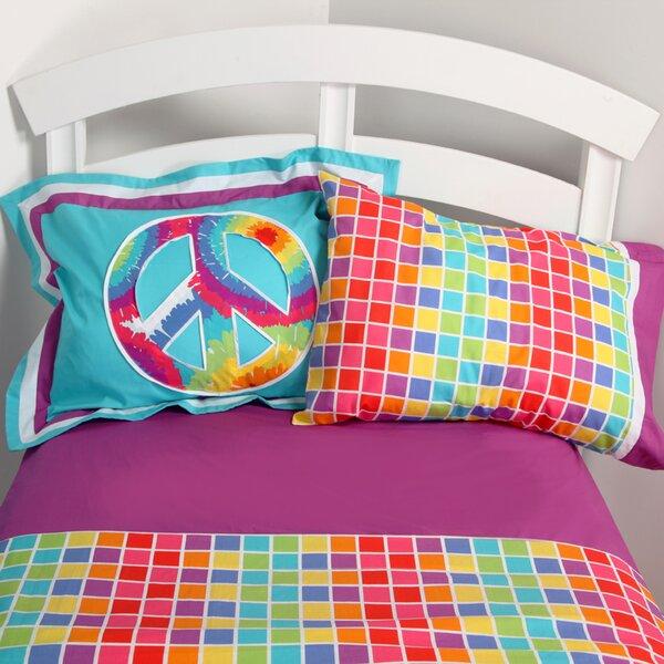 Terrific Tie Dye Sheet Set by One Grace Place