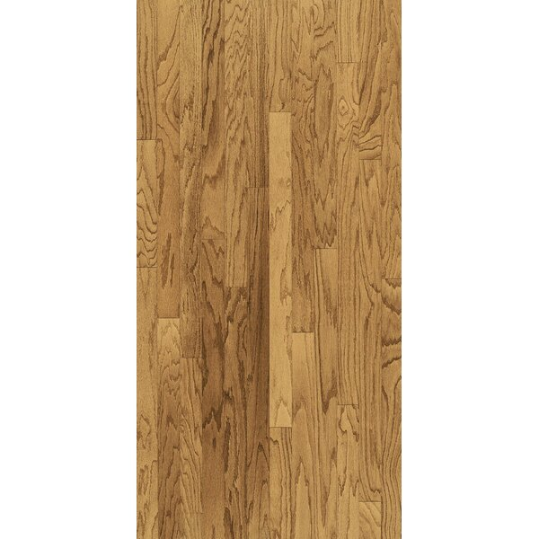 Turlington 5 Engineered Oak Hardwood Flooring in Low Glossy Harvest by Bruce Flooring