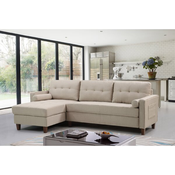 Weatherall Tufted Sectional by George Oliver