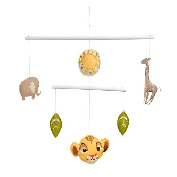 Lion King Ceiling Mobile by Disney