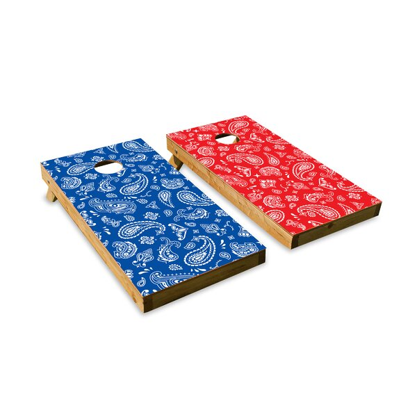 Turf War Cornhole Board (Set of 2) by The Cornhole Crew