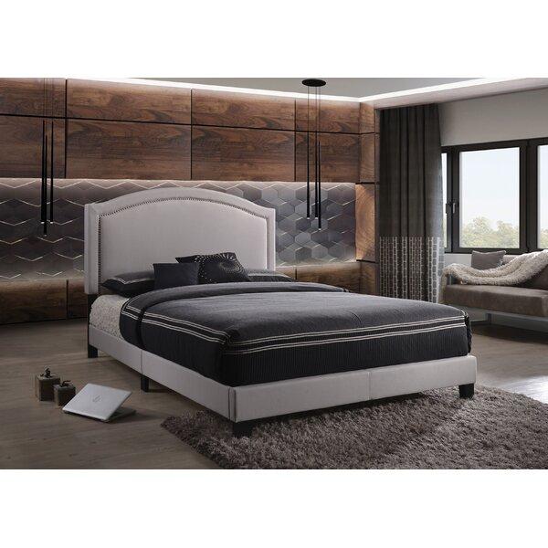 Cragmere Queen Upholstered Standard Bed by Red Barrel Studio