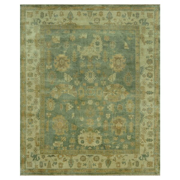 Brentwood Blue/Ivory Area Rug by Loloi Rugs