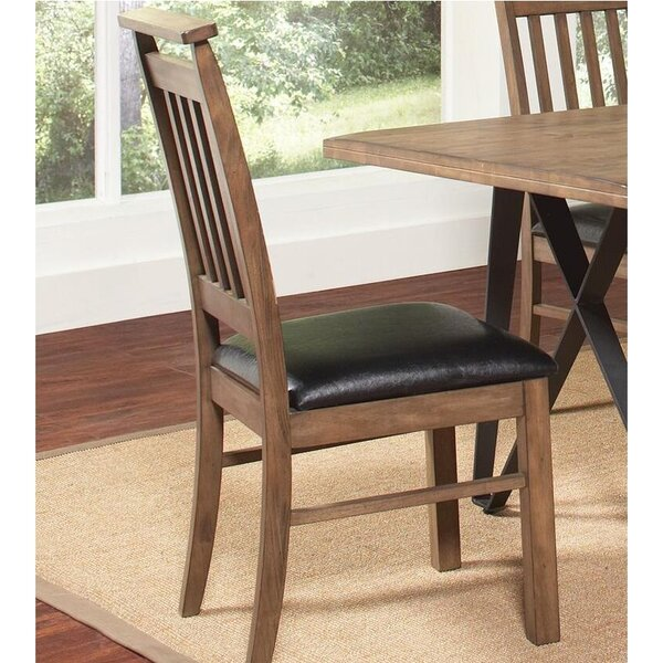 Sullivan Street Solid Wood Dining Chair (Set of 2) by Millwood Pines