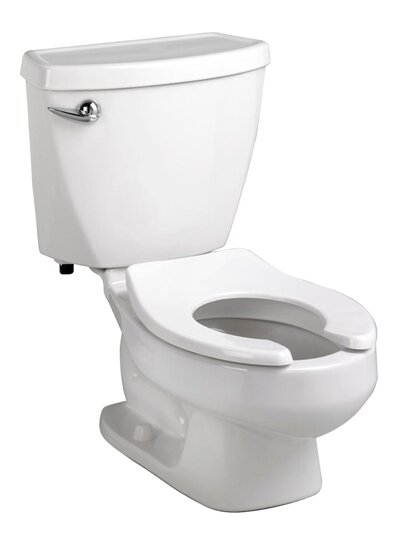 Baby Devoro Universal Round Toilet Bowl by American Standard