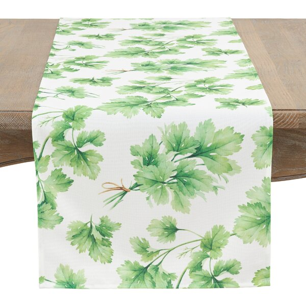 Ipock Parsley Table Runner by August Grove