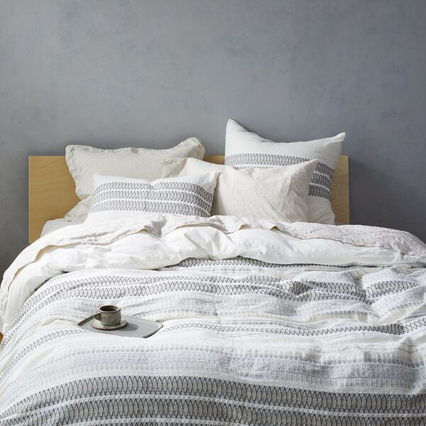 Lost Coast Organic Single Duvet Cover