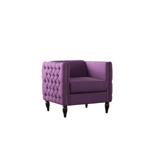 Mcnealy Armchair By House Of Hampton