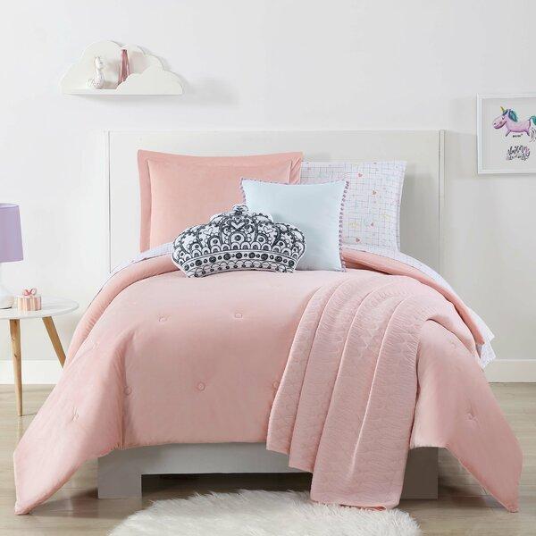 Brunelle Quilted Comforter Set by Harriet Bee