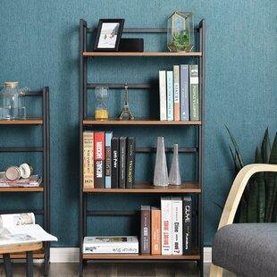 Parkins 4-Tier Portable Etagere Bookcase