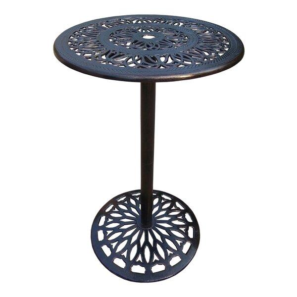 Ericka Bar Table by Fleur De Lis Living