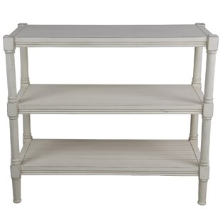Kellar 3 Tier Console Table By Charlton Home