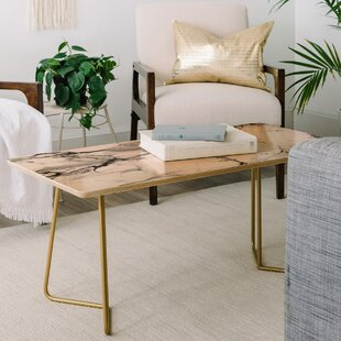 Read Reviews Chelsea Victoria Marble Coffee Table By East Urban Home