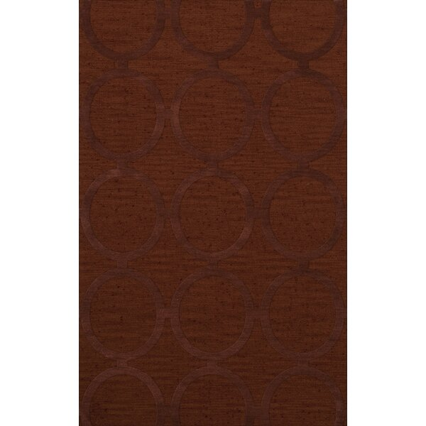 Dover Tufted Wool Paprika Area Rug by Dalyn Rug Co.