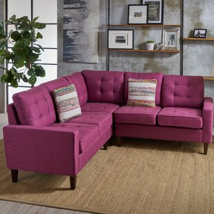 Vanhorn Modular Sectional by Ebern Designs
