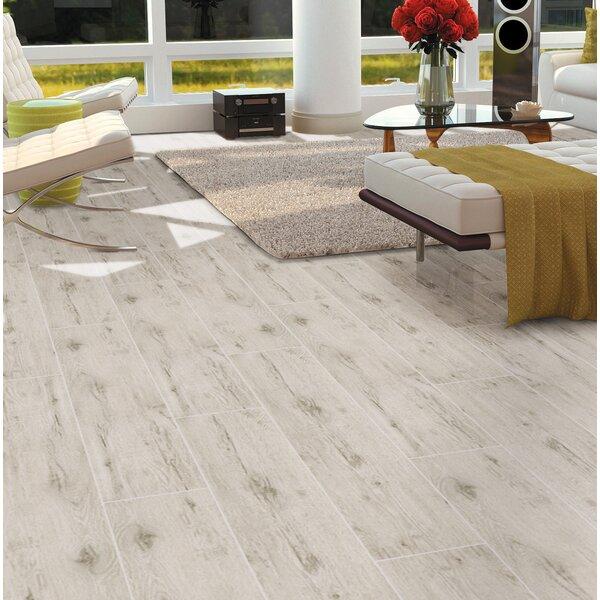 Celeste 8 x 40 Ceramic Wood look Wall & Floor Tile