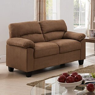 Cheap Girardeau Loveseat Red Barrel Studio