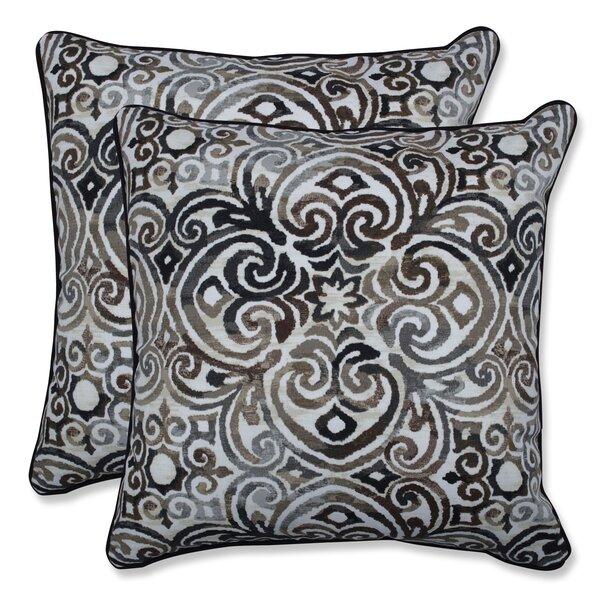 Crestline Indoor/Outdoor Throw Pillow (Set of 2)