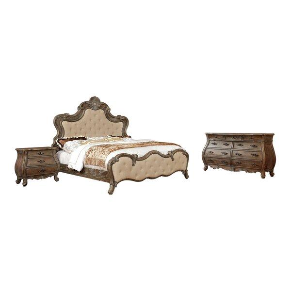 Kaylynn Standard Configurable Bedroom Set by Rosdorf Park