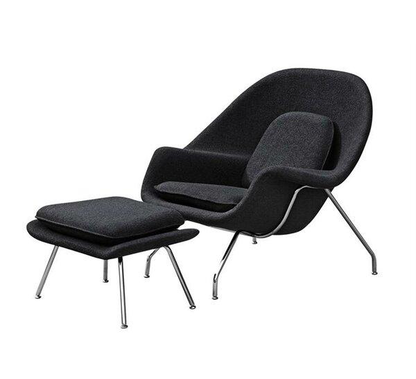 Seaver Lounge Chair by Orren Ellis