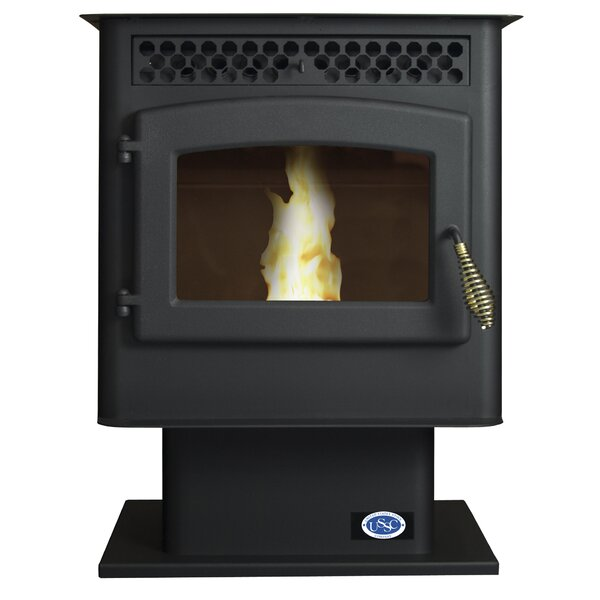 Small Wood Pellets Stove by United States Stove Company United States Stove Company