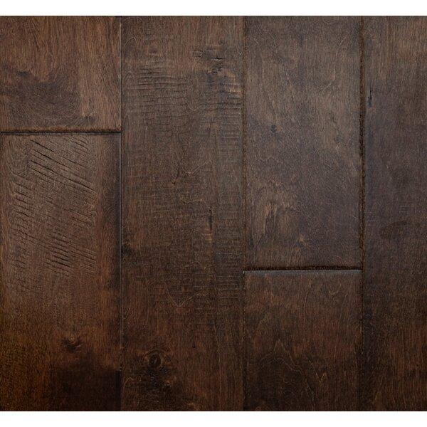 Modern Home 5 Engineered Birch Hardwood Flooring in Brass by Albero Valley