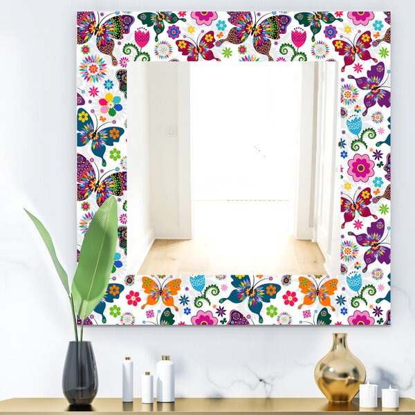 Spring Modern Bathroom/Vanity Mirror