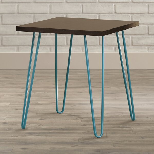 Bronstein End Table by Mercury Row