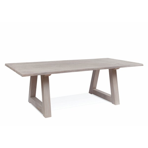 Sag Harbor Solid Wood Dining Table by Braxton Culler